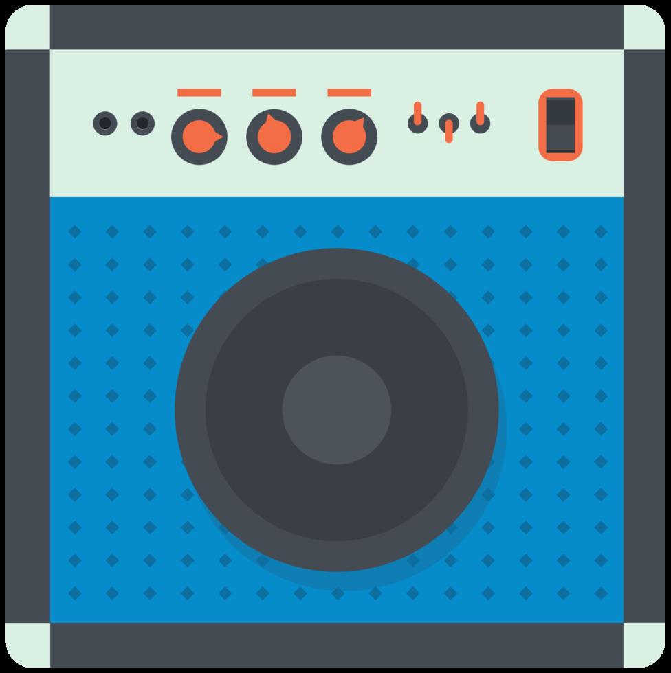 luidspreker voor muziekapparatuur png