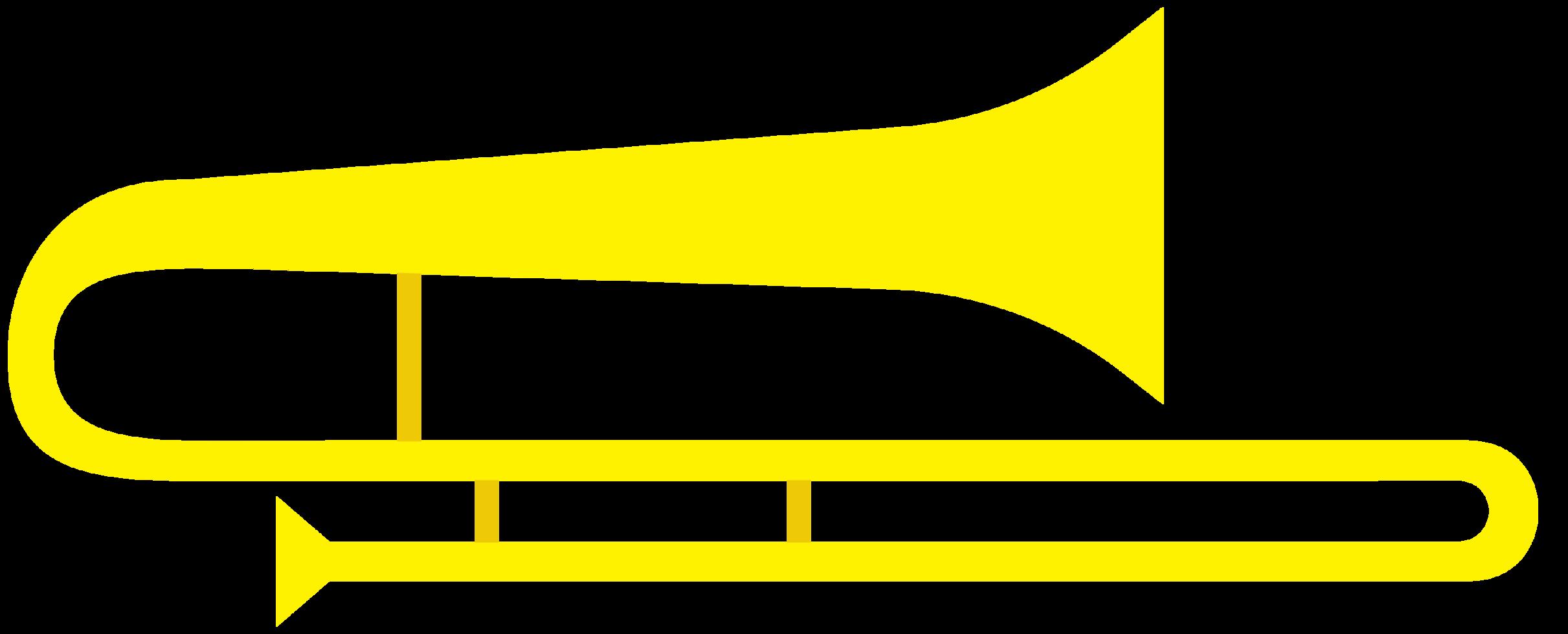 muziek blaasinstrument trombone png