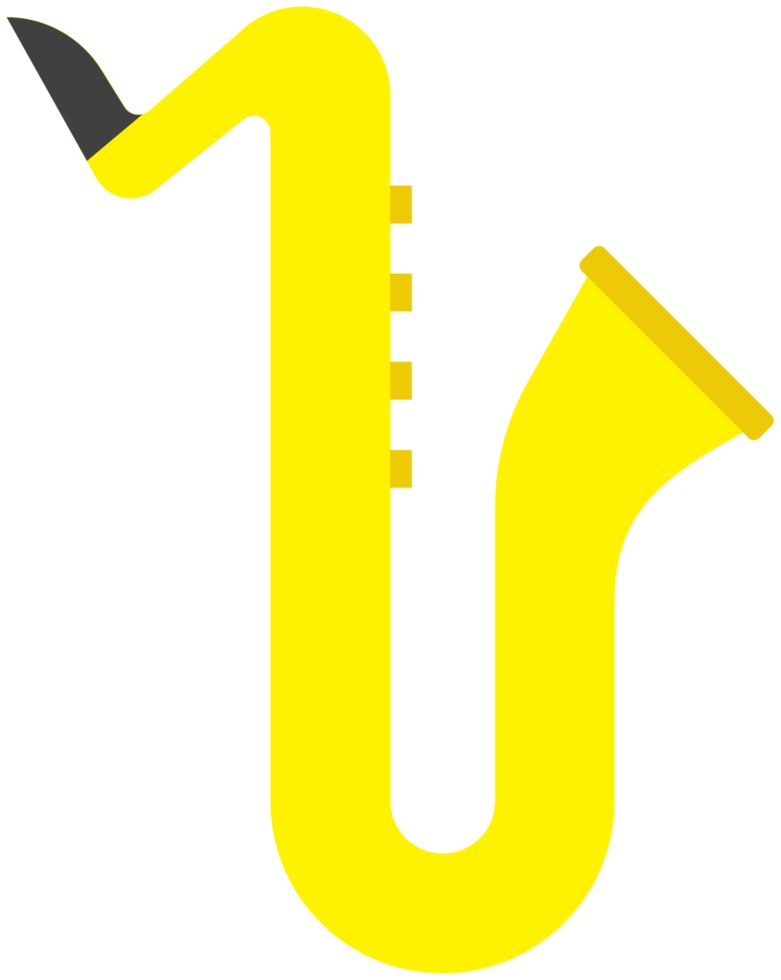 sassofono strumento a fiato di musica png