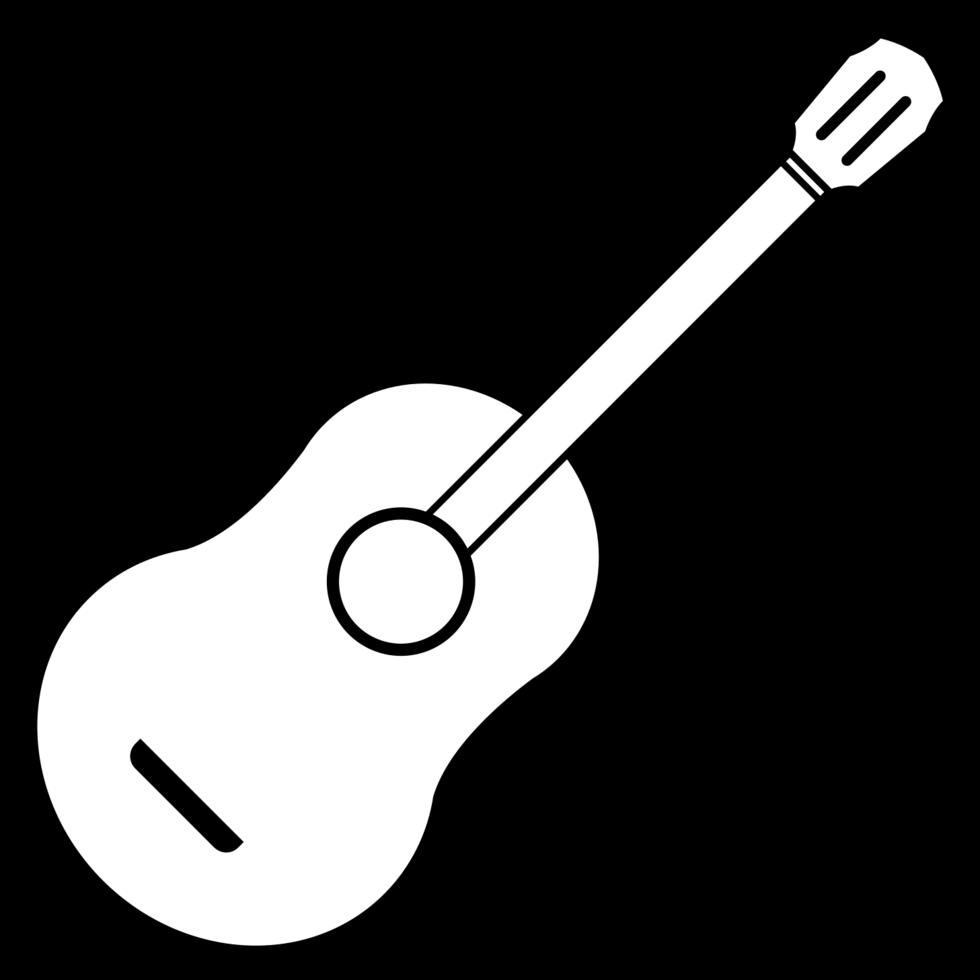 chitarra strumento musicale png