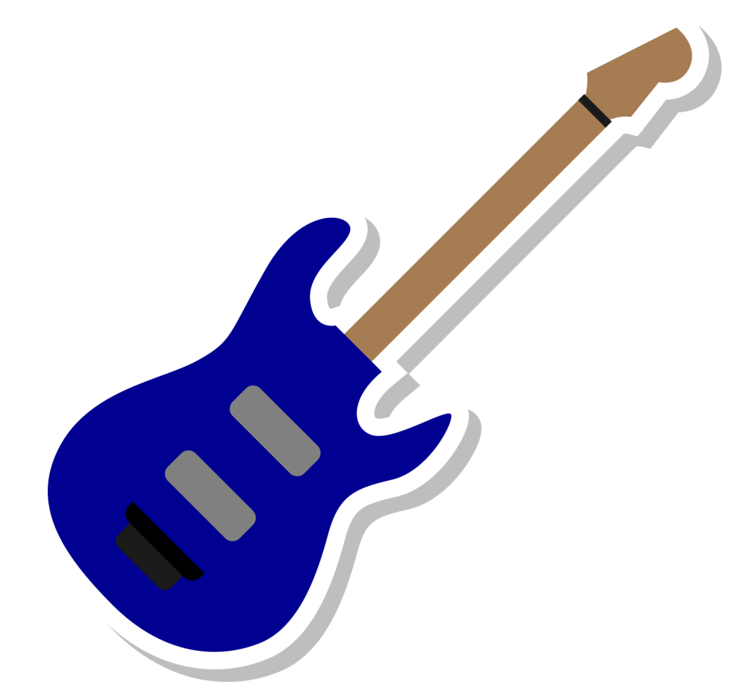 Musikinstrument Gitarre png