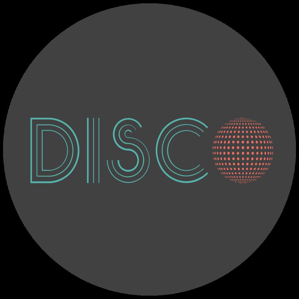 muziek platte pictogram disco png