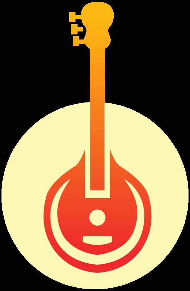 muziekinstrument banjo png