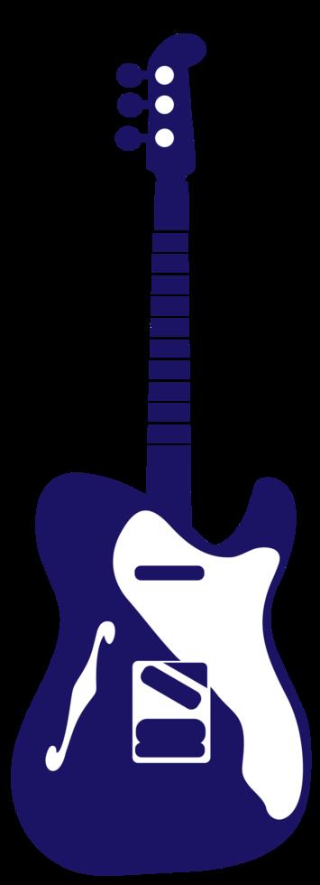 guitare électrique png