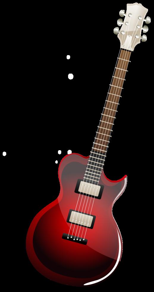 guitarra elétrica png