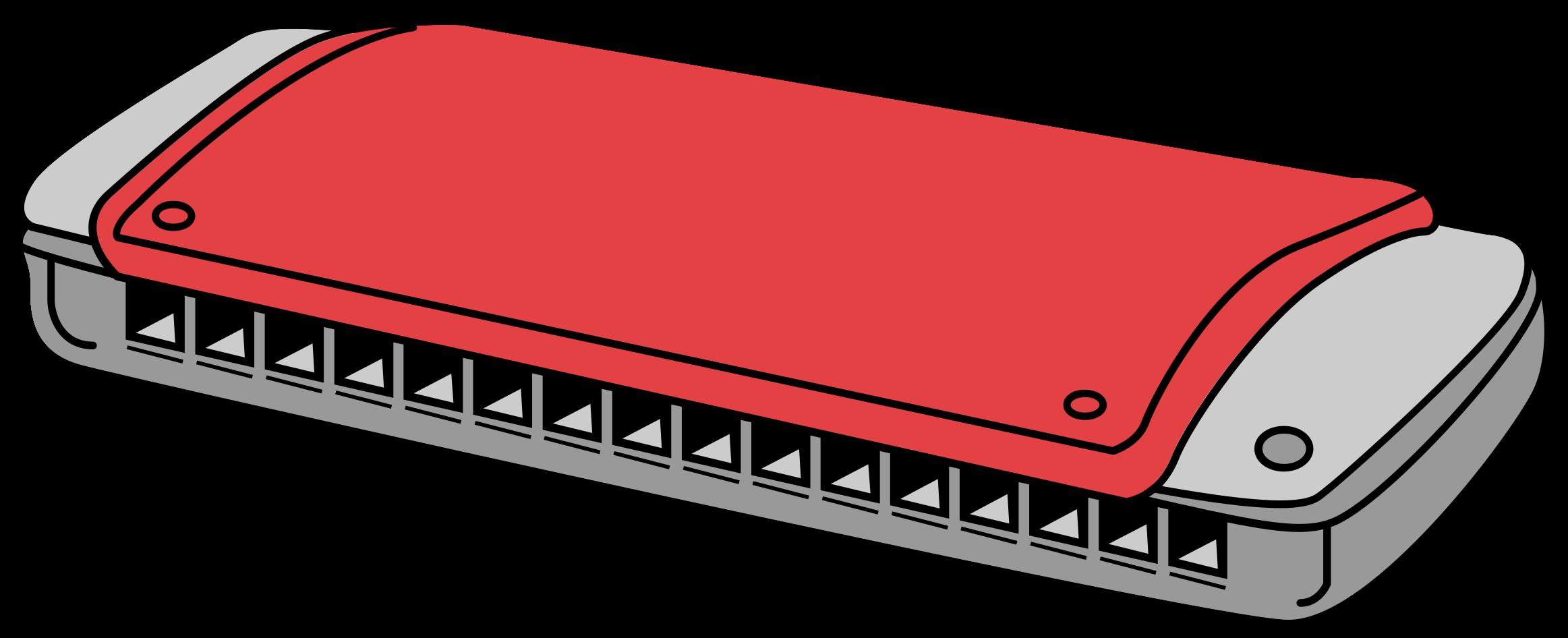 Music instrument harmonica png