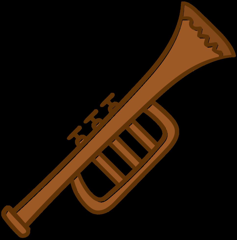 mariachi trompete instrumento png