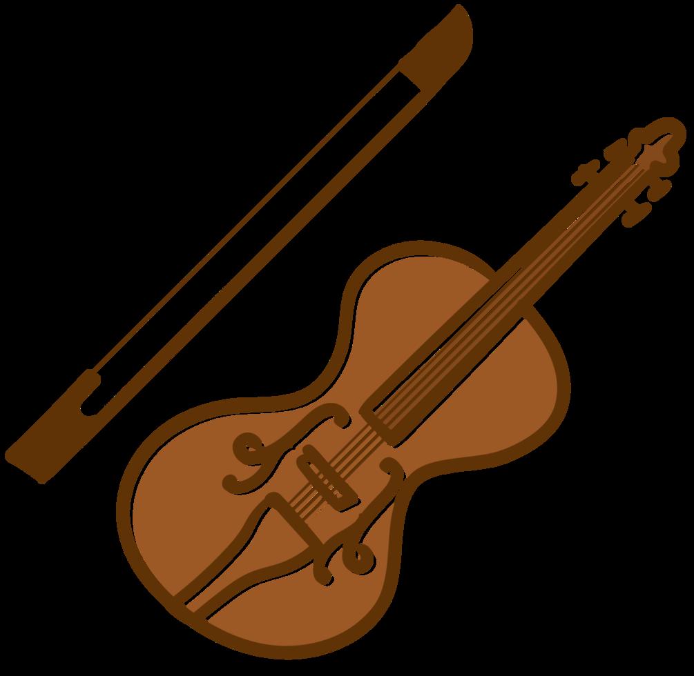 mariachi instrumento violino png