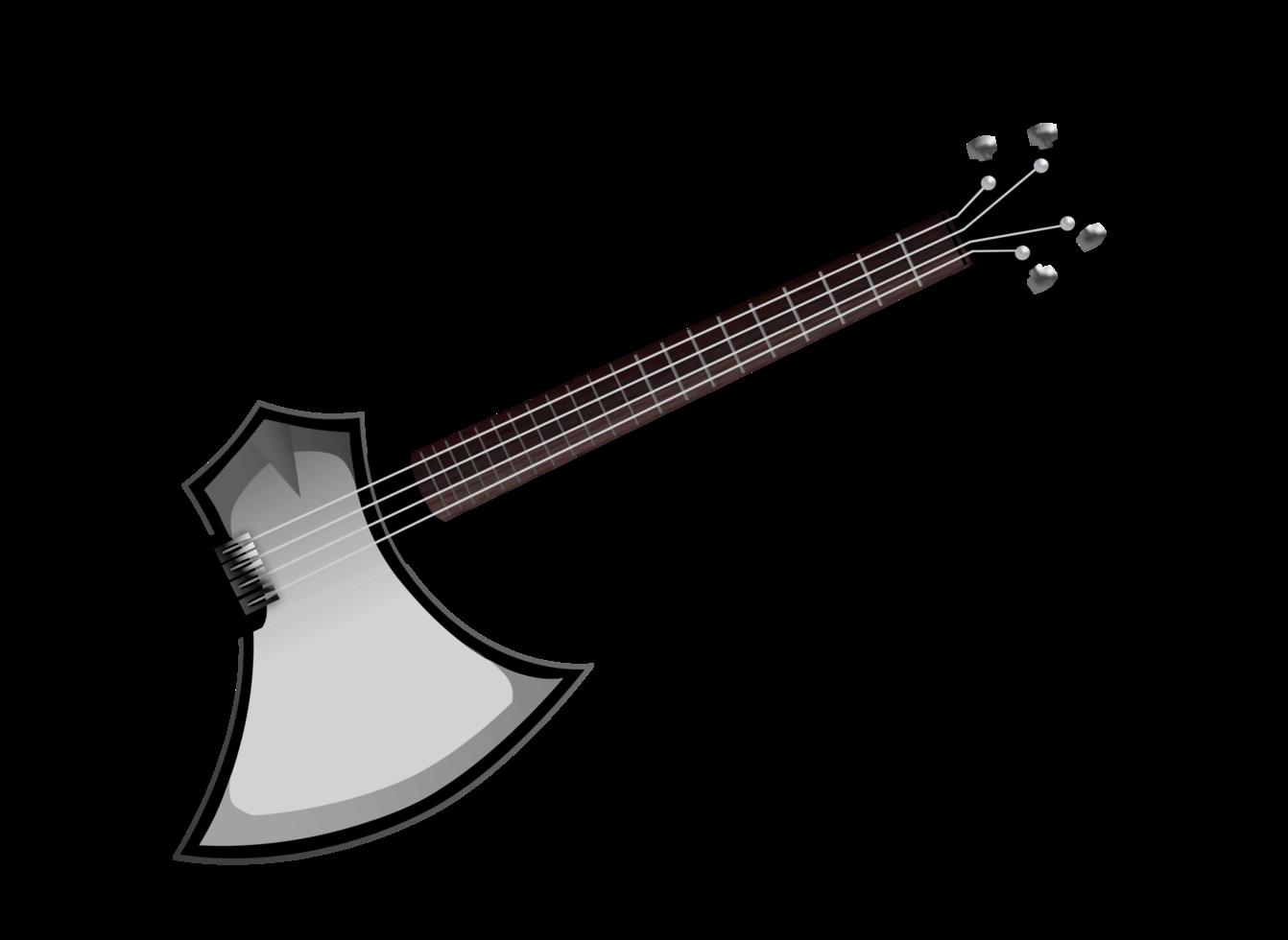 chitarra ax png
