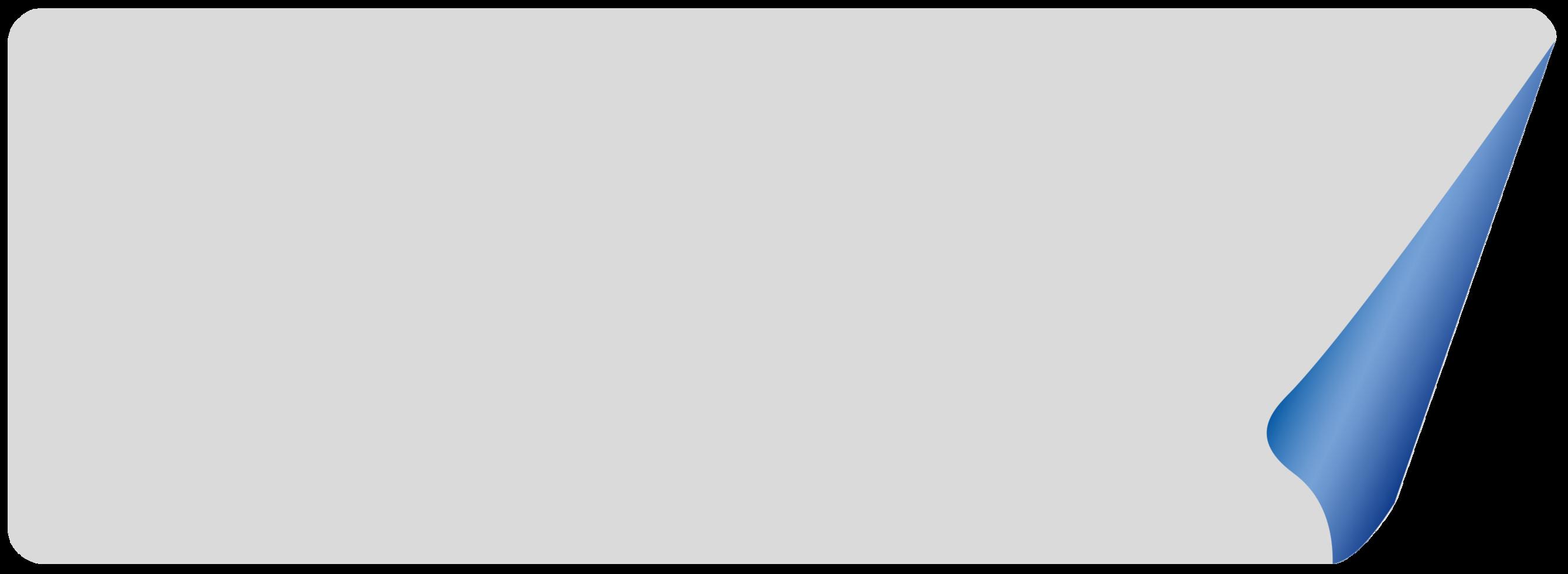 papier rectangle png