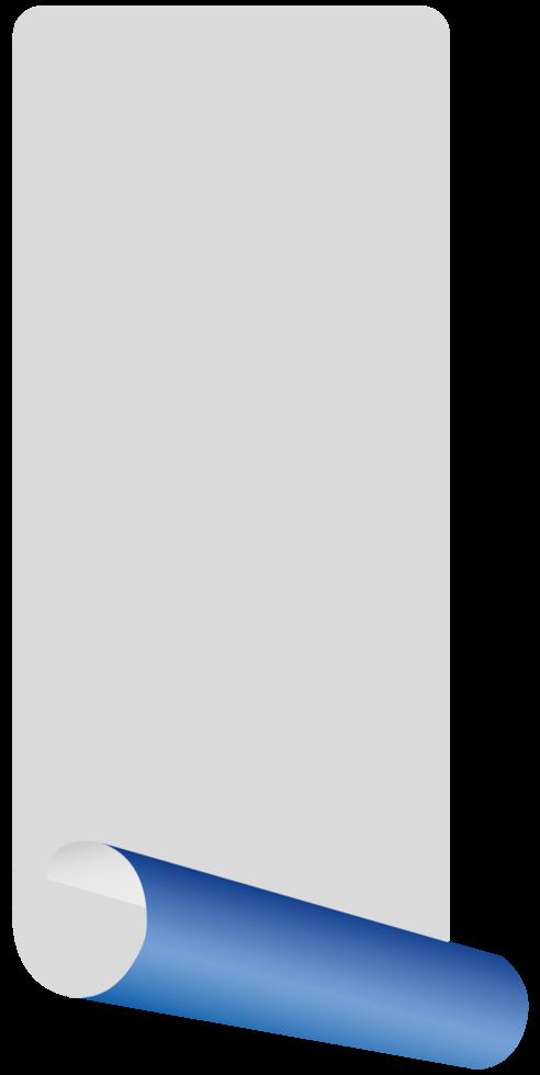 carta rettangolare png
