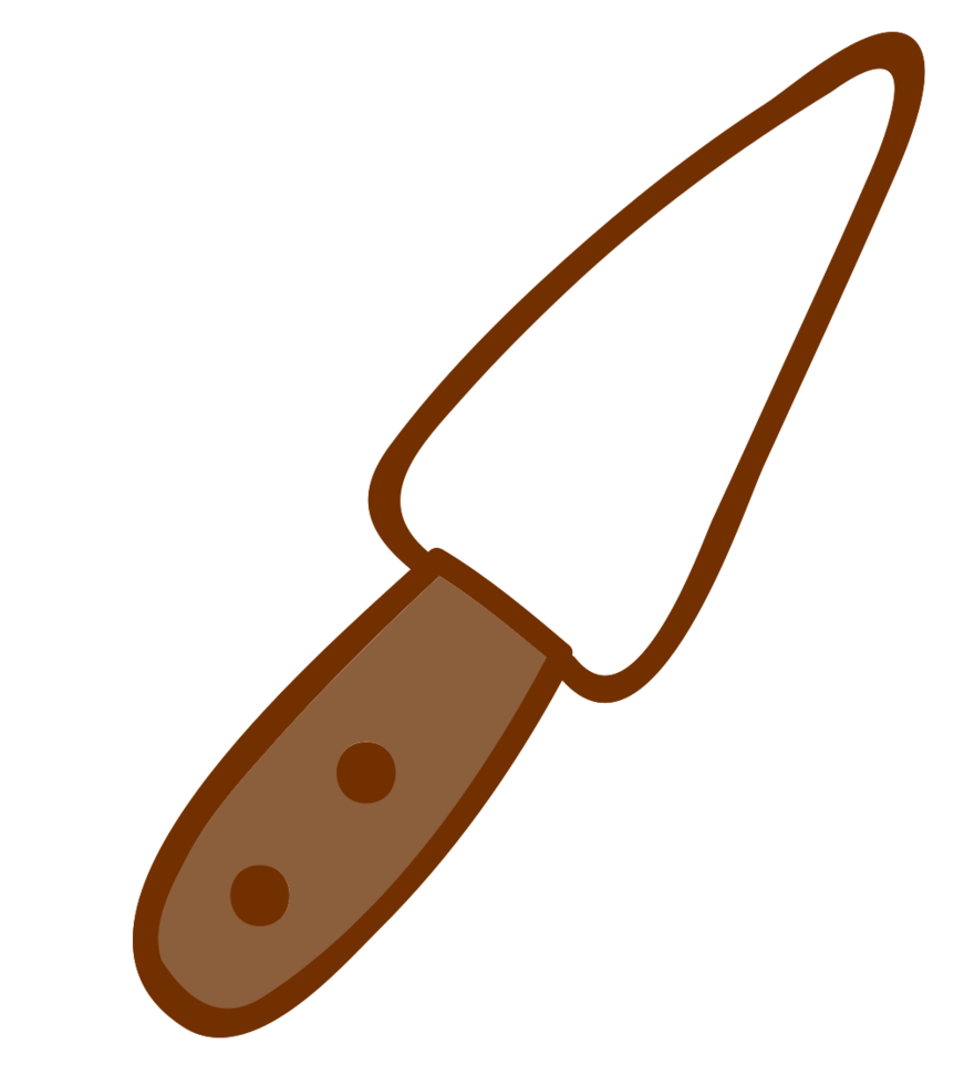 coltello png