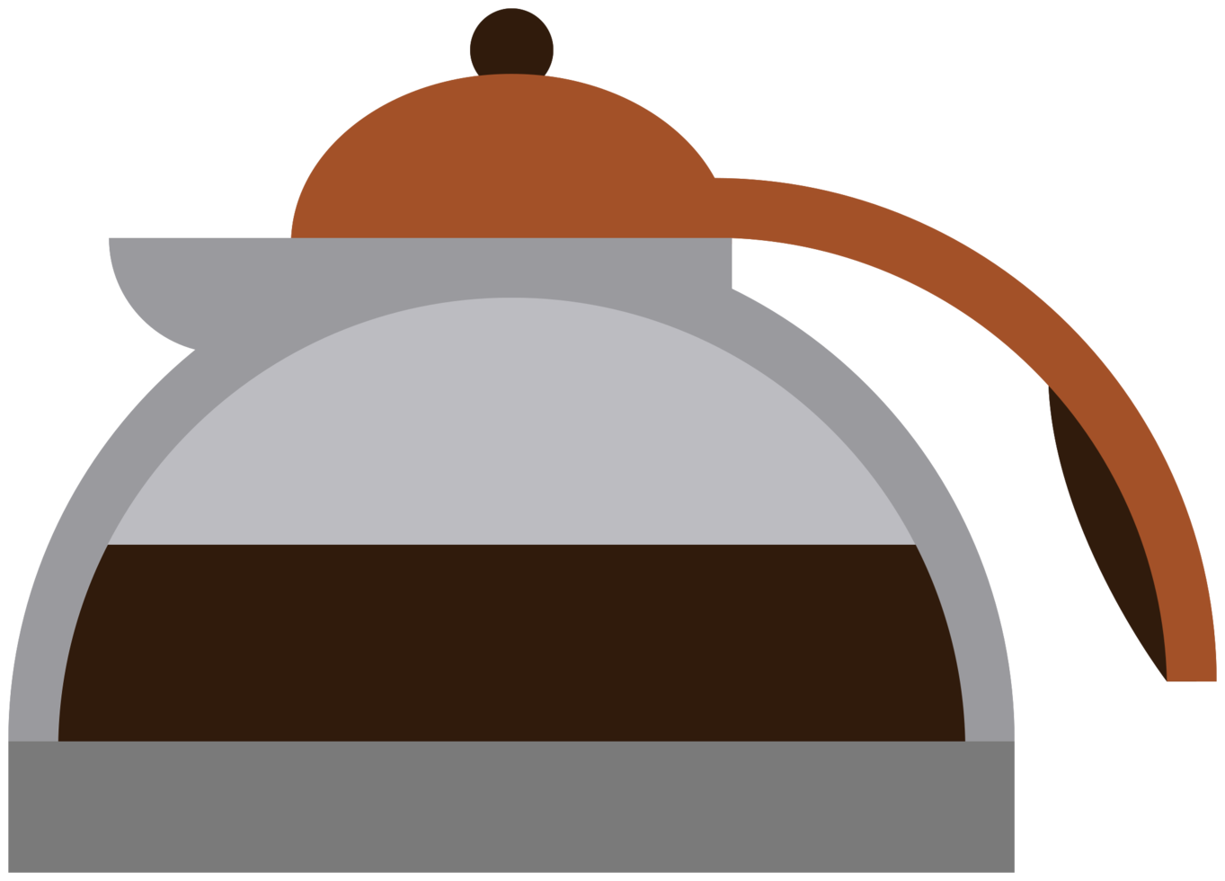 caffettiera png