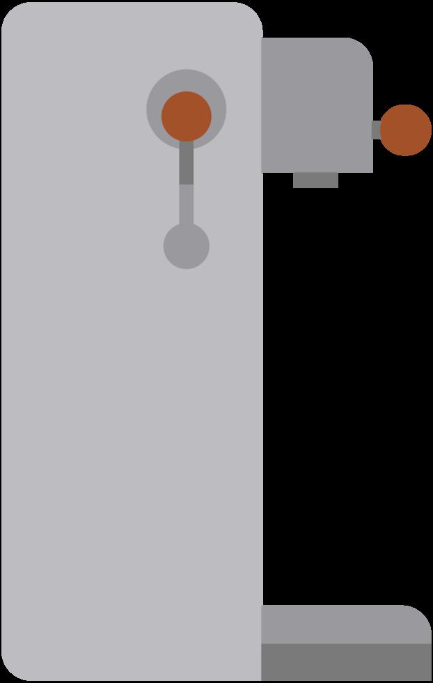 cappuccinatore png