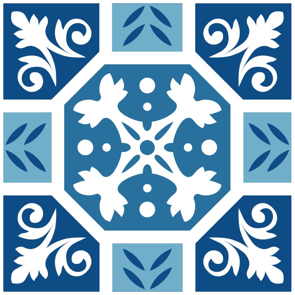 Dekoration Marokko Fliesen png