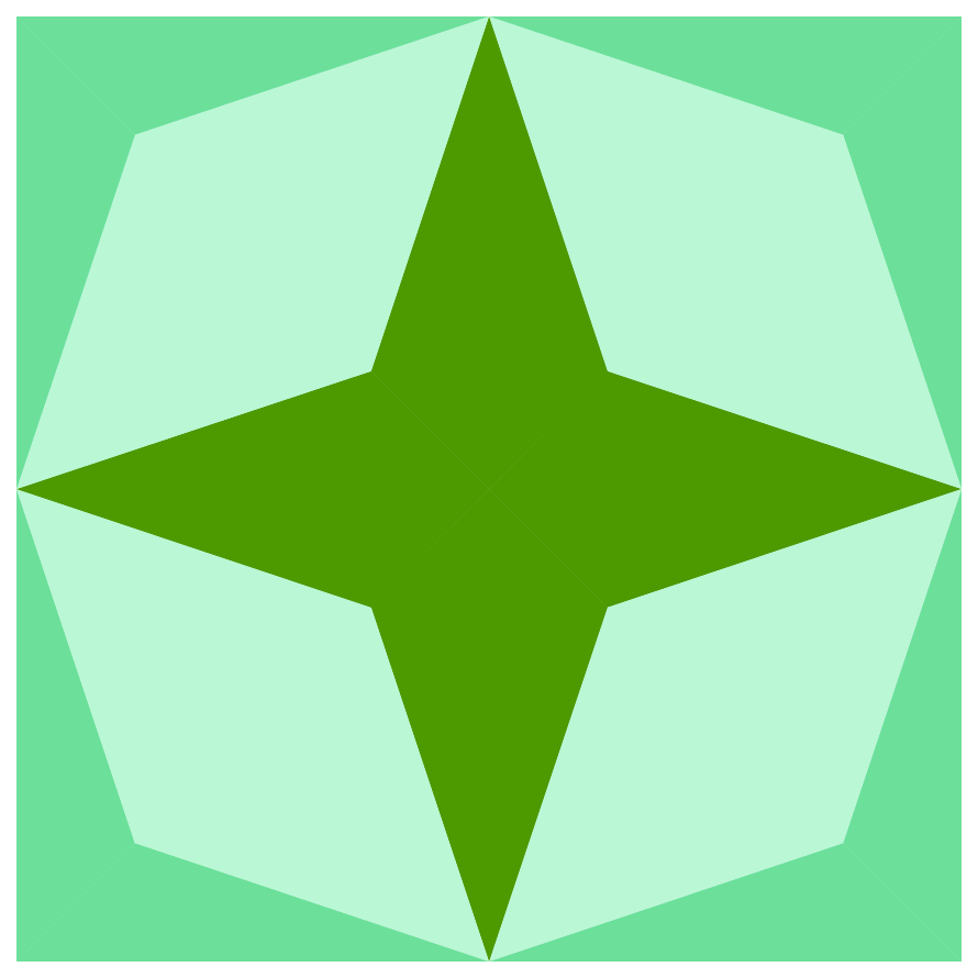 Geometric tile pattern png