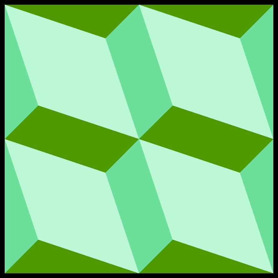 geometrisches Fliesenmuster png