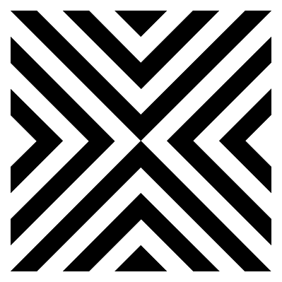 motivo geometrico quadrato png