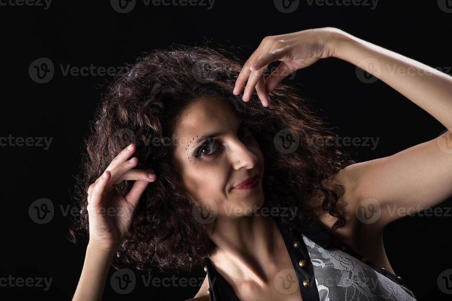 bailarina del vientre foto