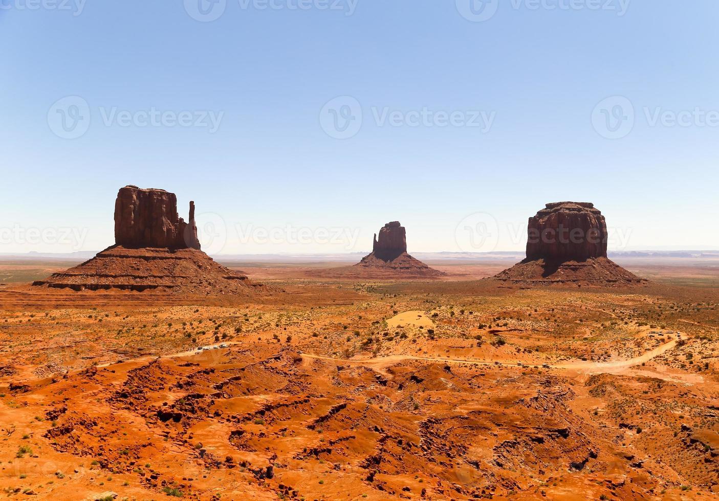 paisaje occidental foto