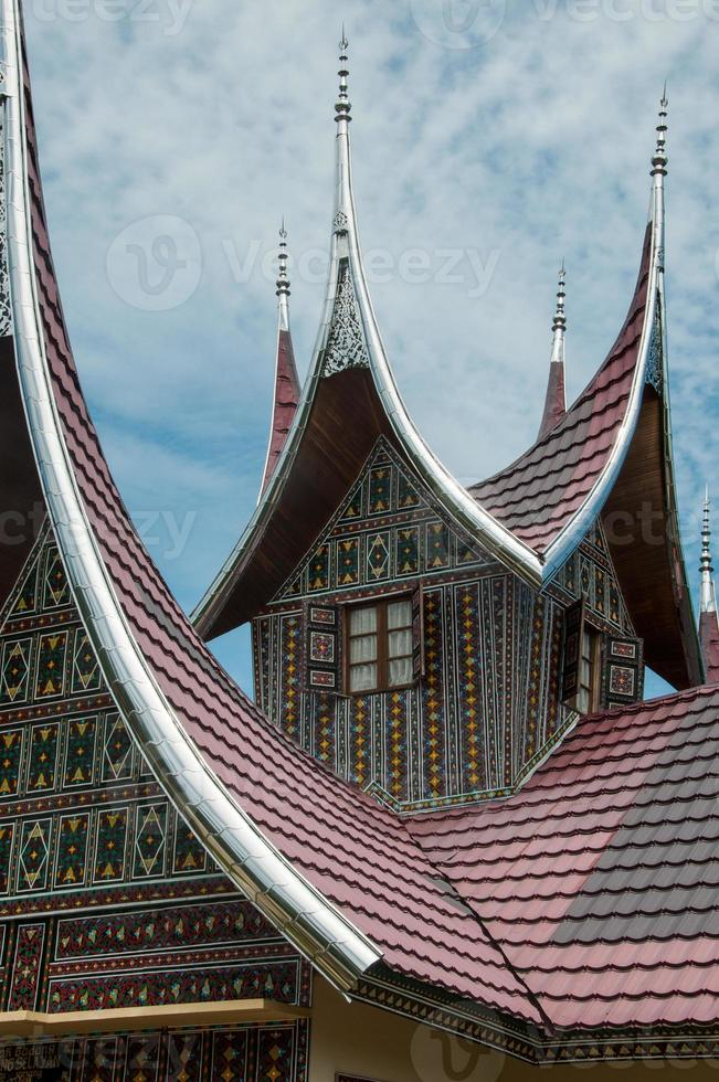 Minang rooftop photo