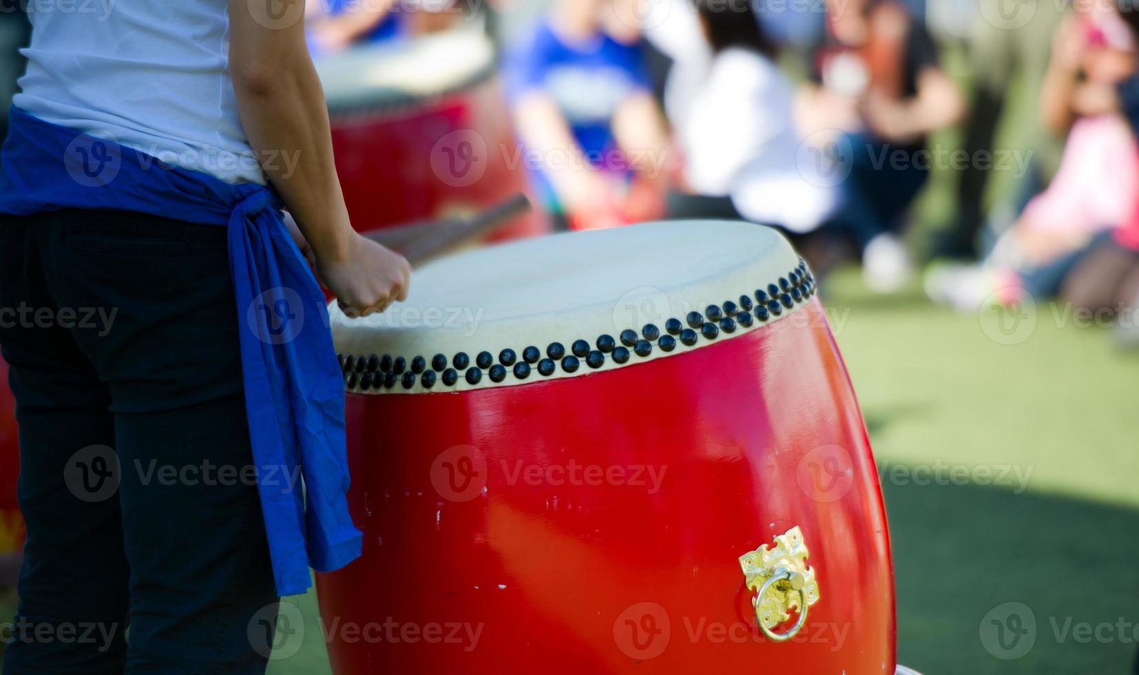 Percussion Player photo