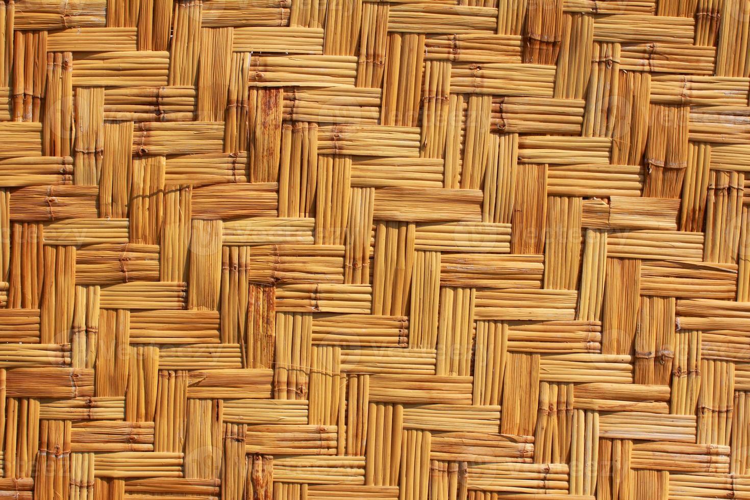 textura de bambú y fondo foto