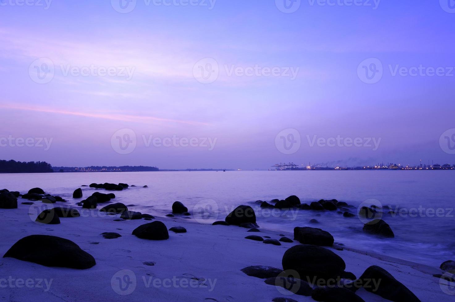 Playa Punggol, Singapur foto