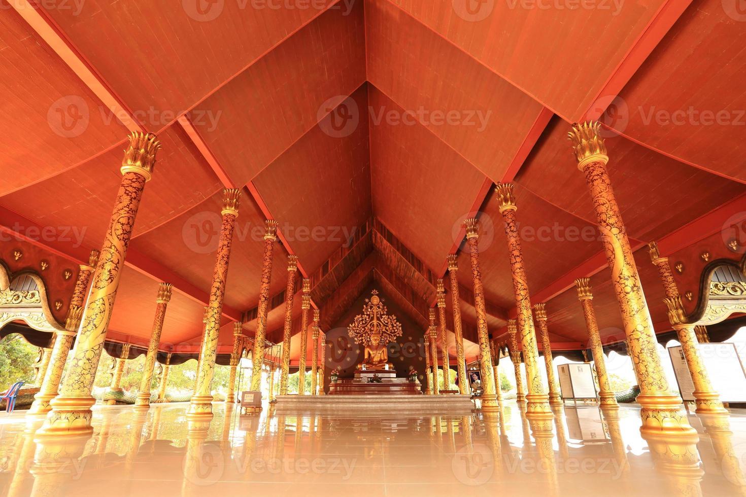 Wat Sirindhorn, Phibun Mangsahan, Ubon Ratchathani photo