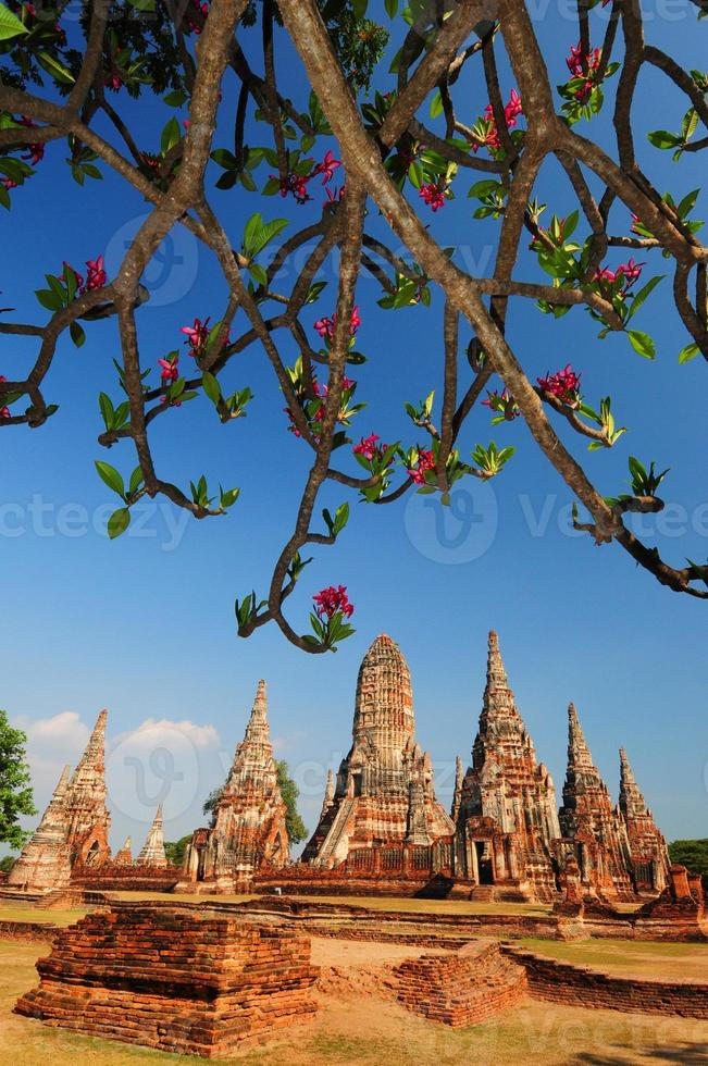 Wat Chai Watthanaram photo