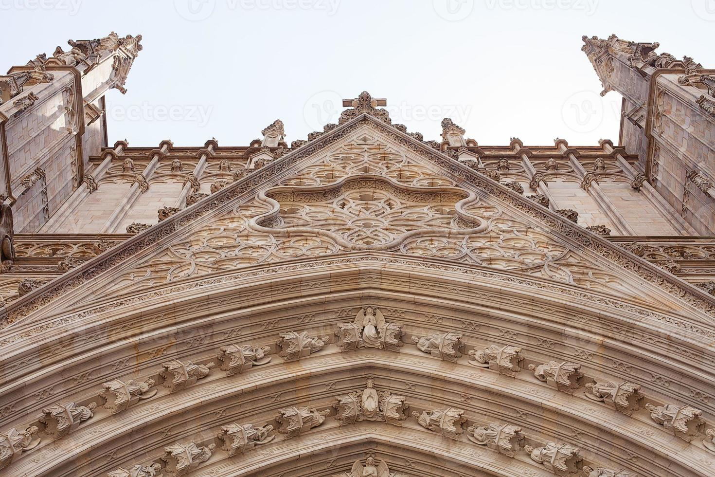 Santa Maria del Mar Church photo