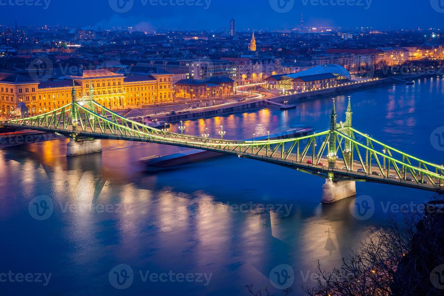 puente de la libertad foto