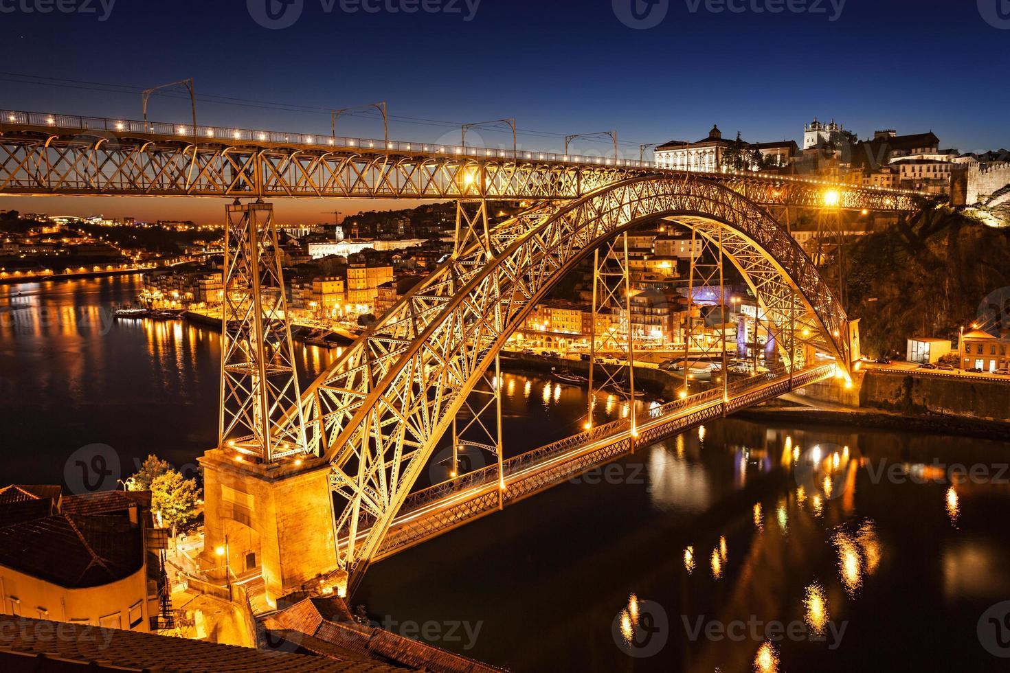el puente dom luis foto
