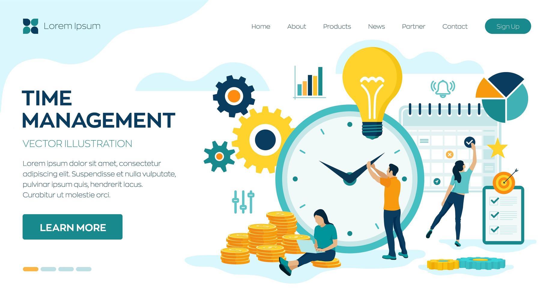 Time Management Planning Download Free Vectors Clipart Graphics Vector Art