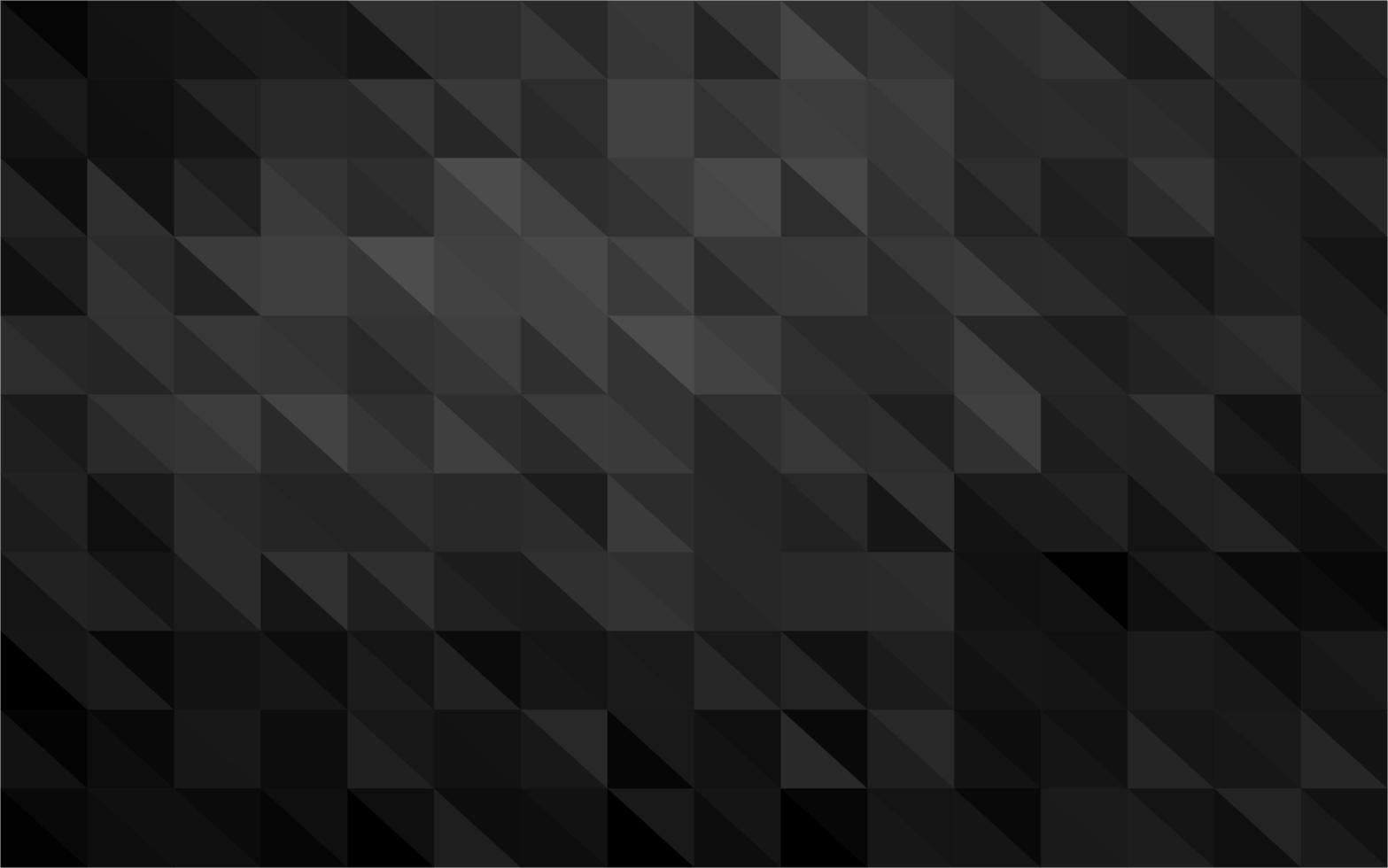 fundo preto mosaico vetor