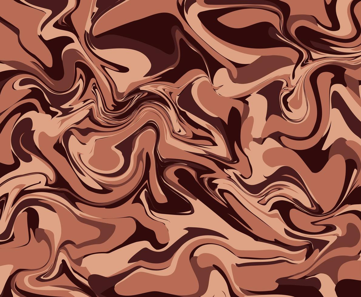 Brown marble texture  vector