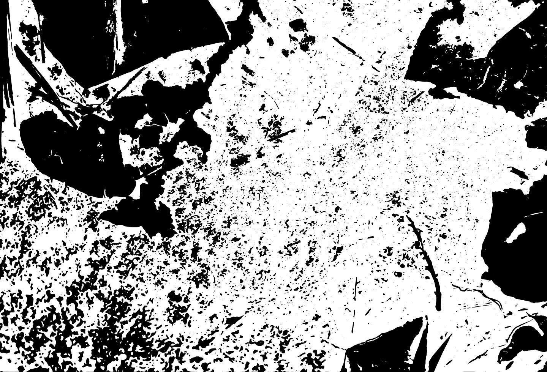 vetor de textura angustiada grunge branco