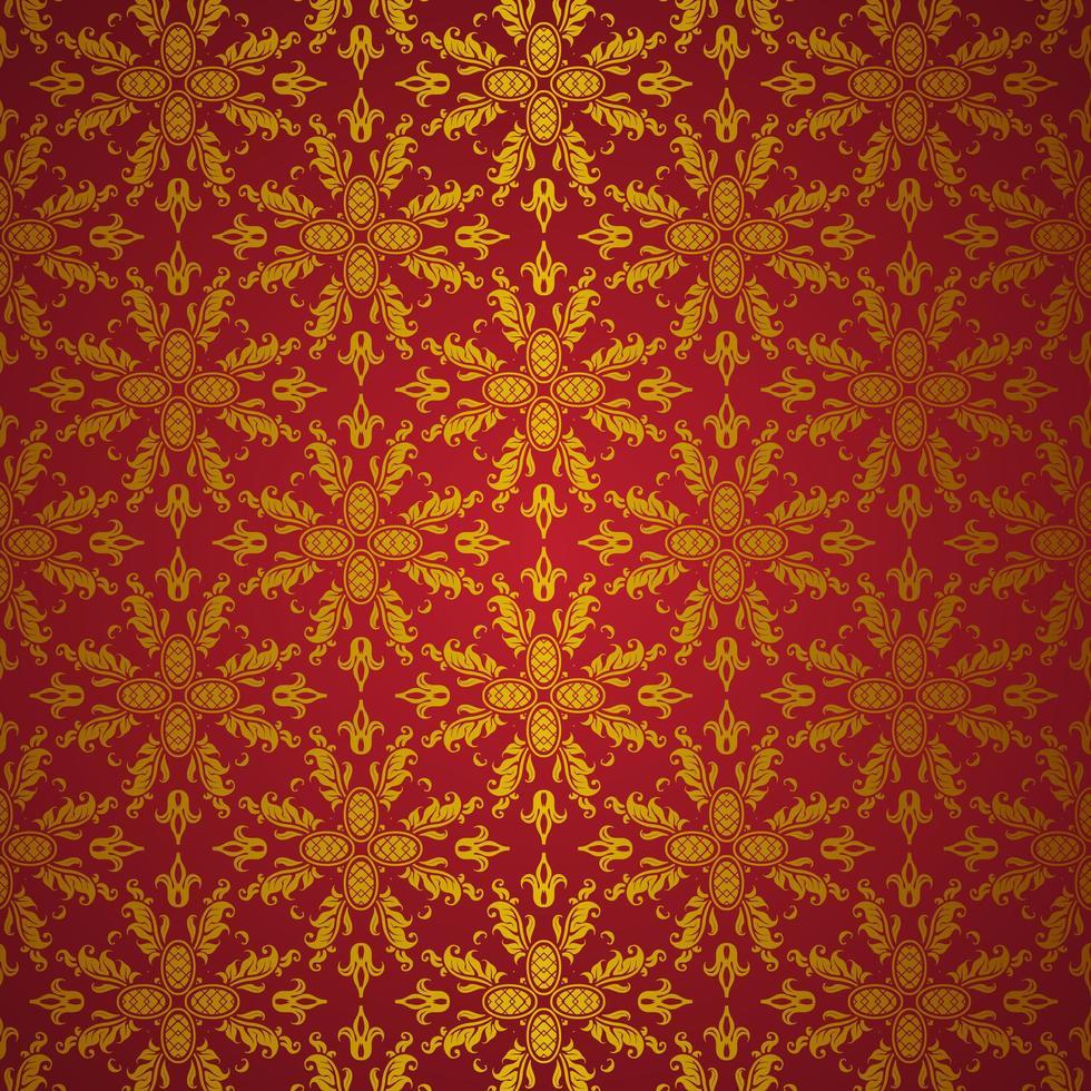 patrón de fondo con diseño elegante vector