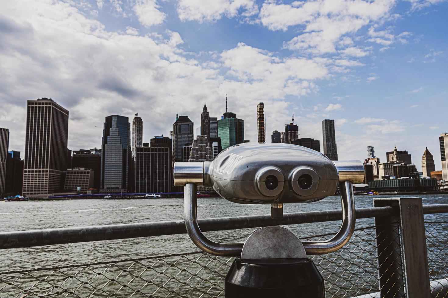 City tower viewer photo