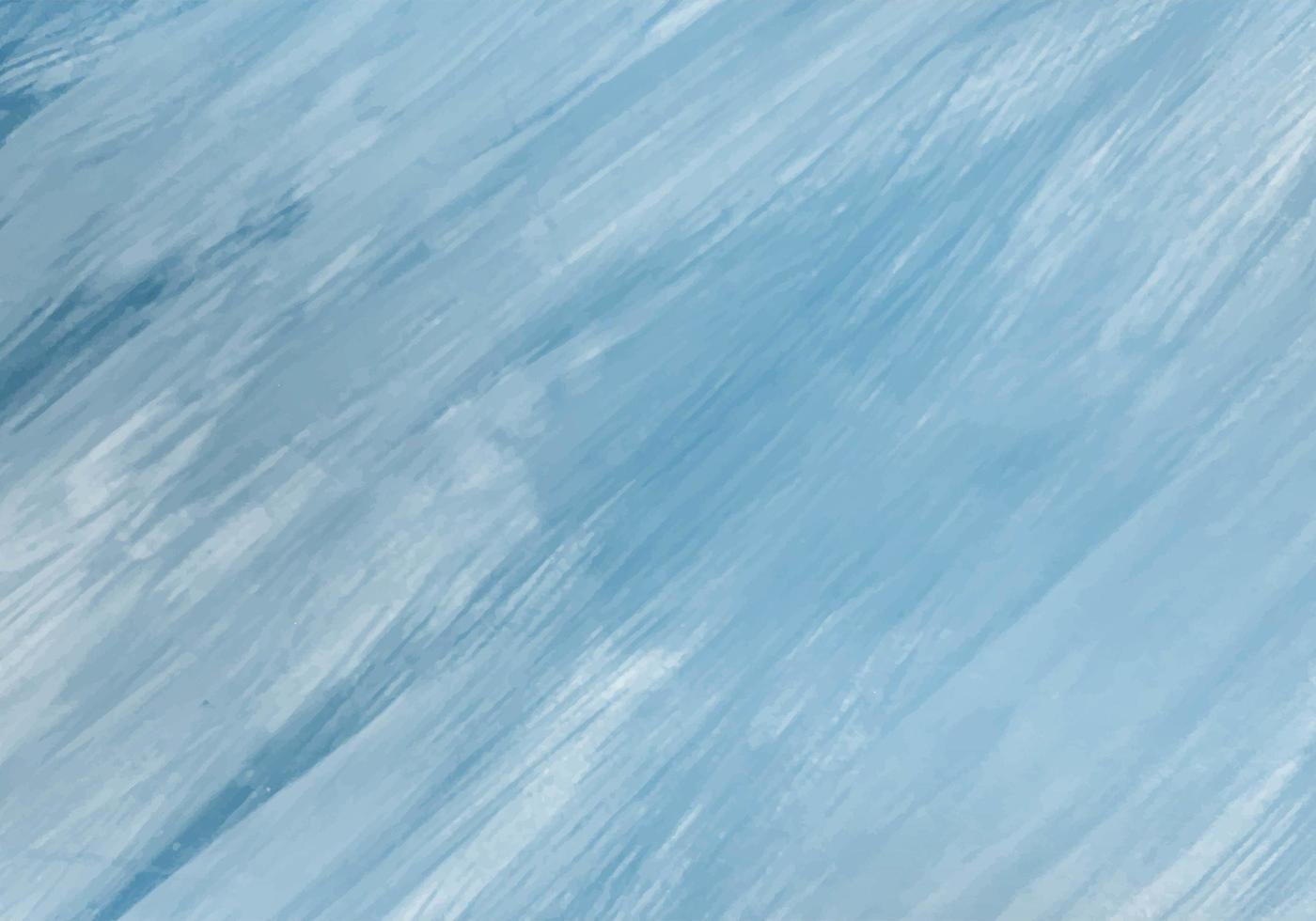 Abstract blue paint texture background vector