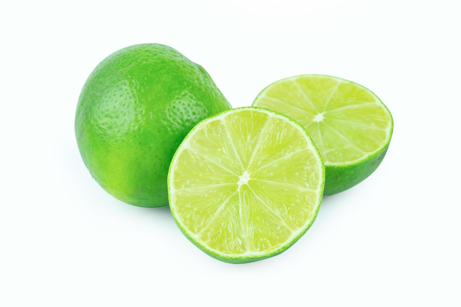 A pair of limes photo