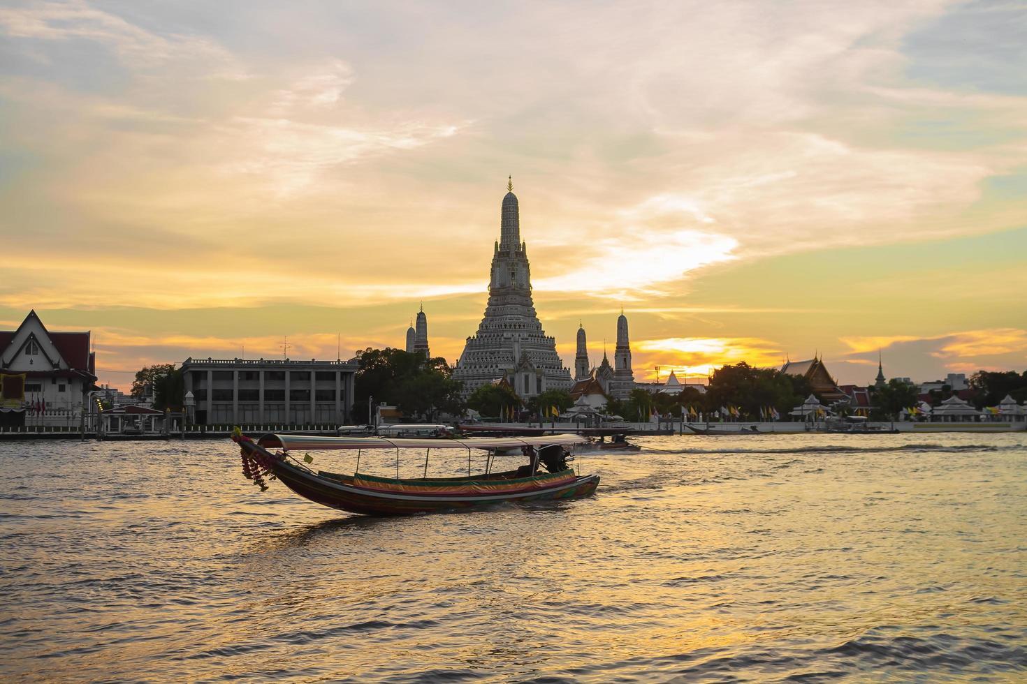 Templo Wat Arun foto