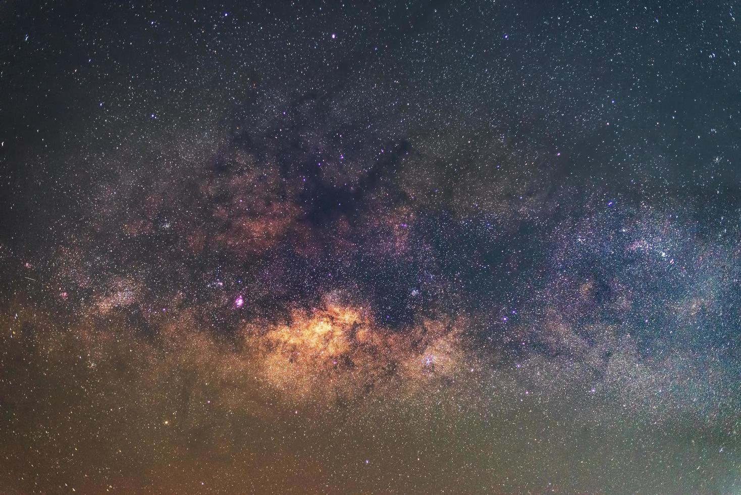 la voie Lactée photo