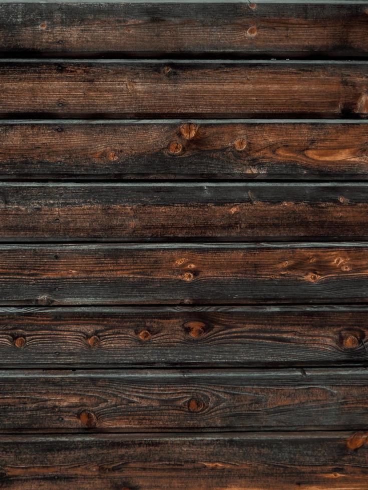 Cerrar foto de panel de madera