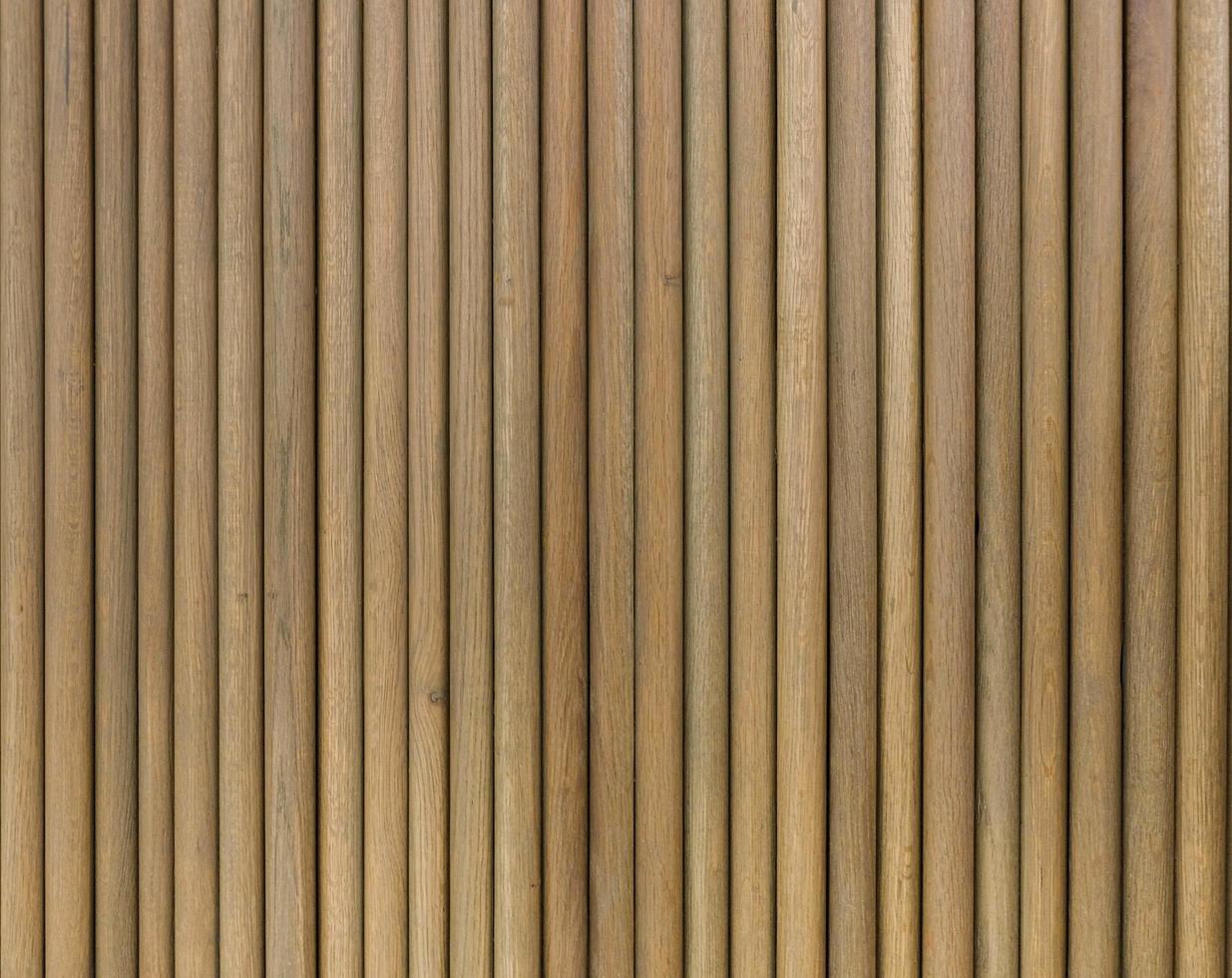 bambú marrón natural foto