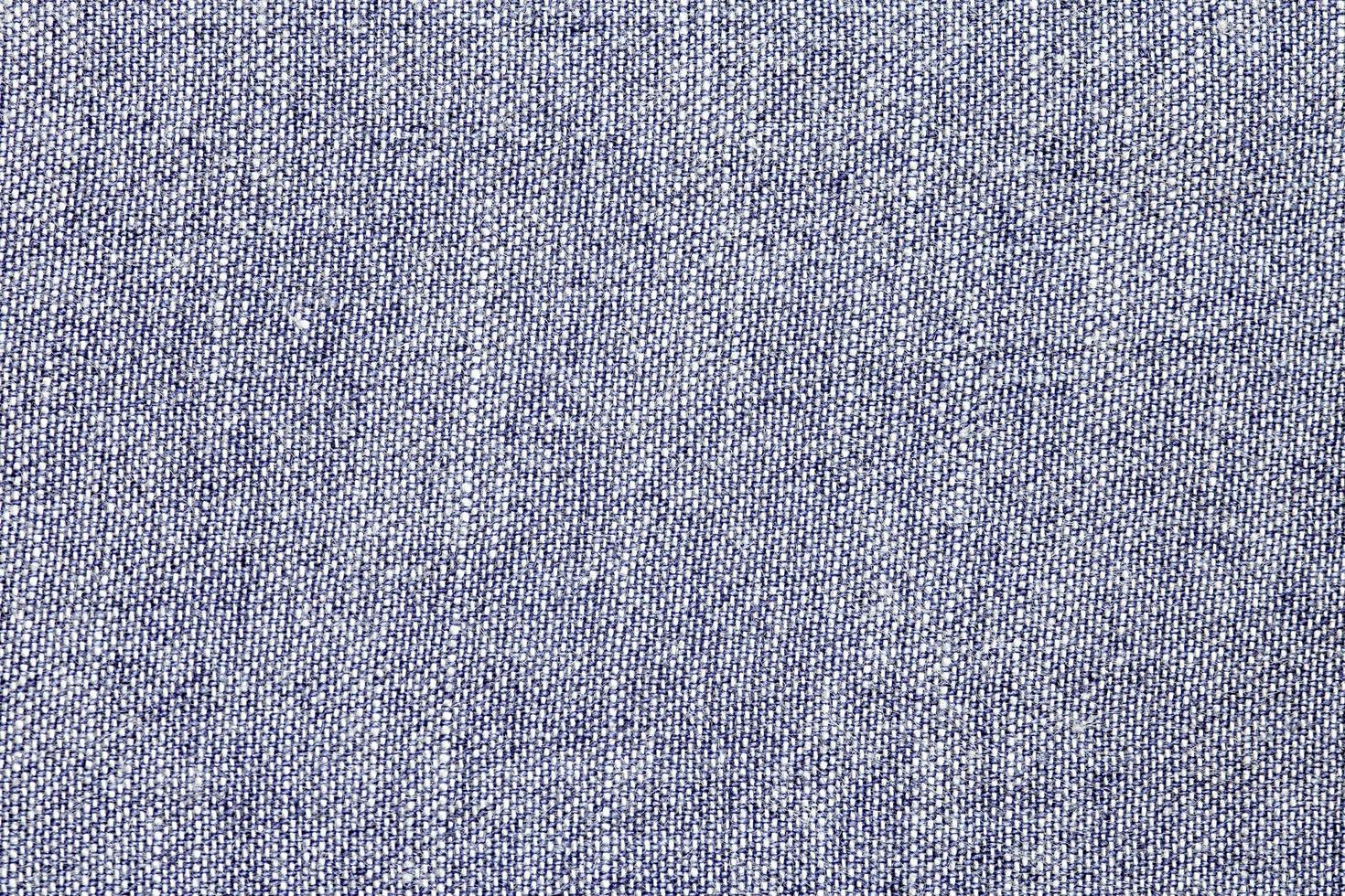 Close-up of light blue denim photo