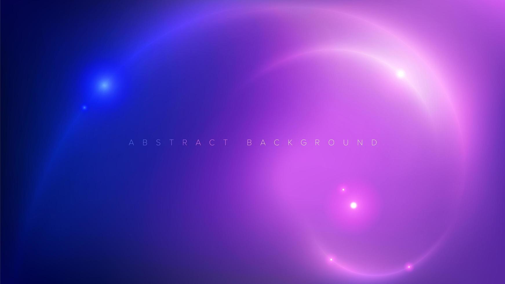Abstract Template Design in Purple vector