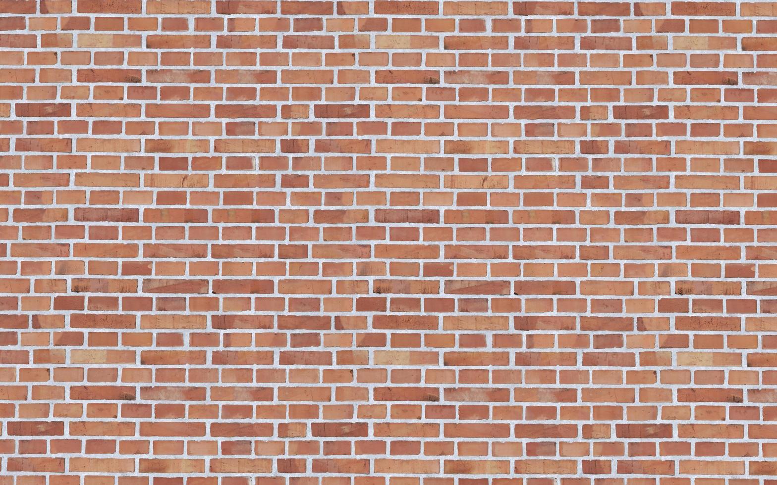 Redbrick wall masonry photo