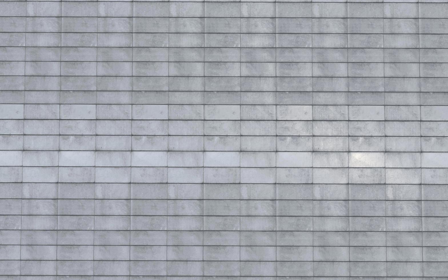 Modern concrete tiles texture photo