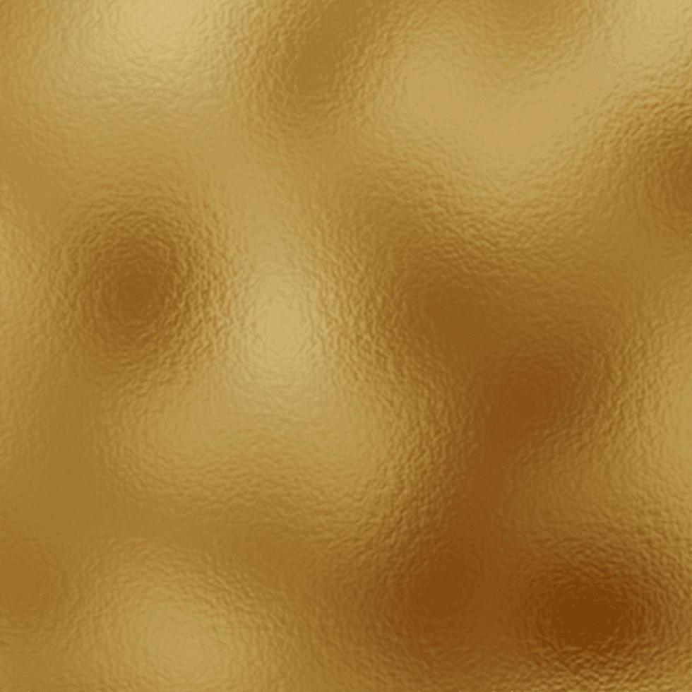 gouden folie textuur vector